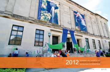 AuguSt 31, 2012 - Worcester Art Museum