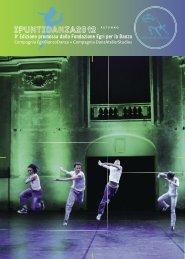 9a Edizione promossa dalla Fondazione Egri per la Danza