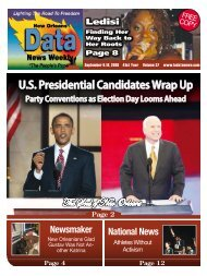 U.S. Presidential Candidates Wrap Up
