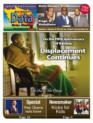 Newsmaker Special