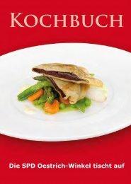 Kochbuch der SPD Oestrich-Winkel