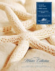 Winter Collection - Oceania Cruises