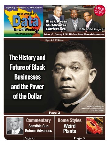 The History and Future of Black Businesses and the Power of the ...