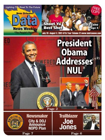 President Obama Addresses NUL
