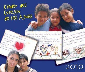 Kinder des Colegio delas Aguas - Schule fürs Leben