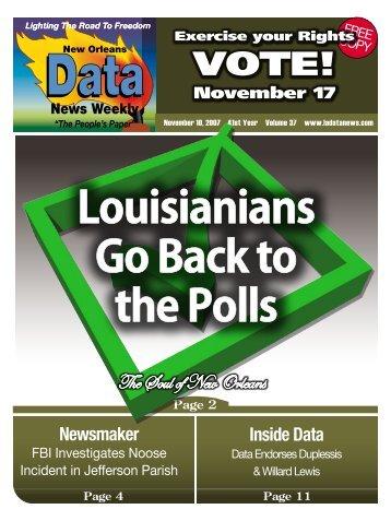 Inside Data Newsmaker