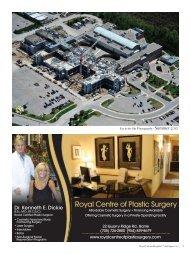 Royal Centre of Plastic Surgery - Royal Victoria Hospital