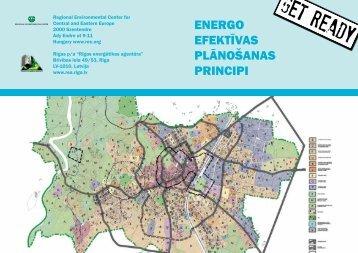 Energoefektīvas plānošanas principi - Rīgas enerģētikas aģentūra