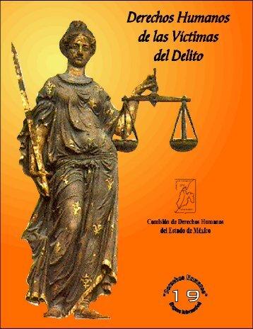 Derechos humanos de las víctimas del delito - codhem