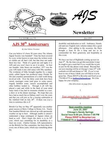 AJS - The Car Nut
