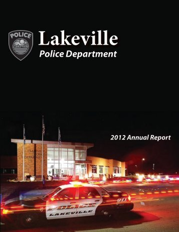 Police Department - City of Lakeville