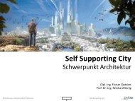 Einführungsveranstaltung - InfAR - Bauhaus-Universität Weimar