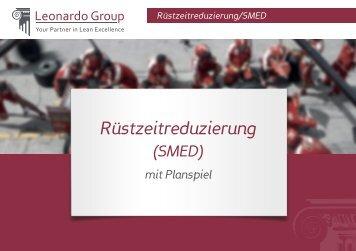 Rüstzeitreduzierung/SMED - Leonardo Group
