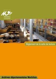(PDF - 107 Ko). - Conseil général du Morbihan