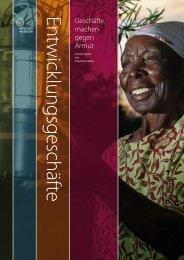 Emergia Institute, Entwicklungsgeschäfte - CSR WeltWeit