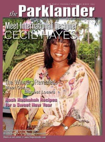 September 2008 - The Parklander Magazine
