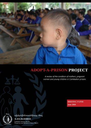 Prison Report FINAL-2 - Licadho