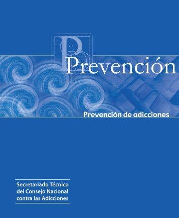 Guia prevencion.qxp - Secretaría de Salud