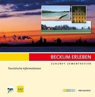BECKUM ERLEBEN - Neubeckum