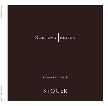 Kostbar keiten - Stöger