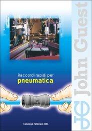 Raccordi Rapidi per Pneumatica - bellkin