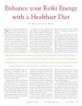 Enhanced Your Reiki Energy with a Healthier Diet - The ... - Page 2