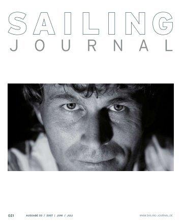 JUNI JULI AUGUST - Sailing Journal