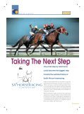 sa horseracing convention road to the future glory - PARADE ... - Page 5