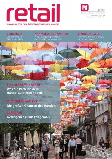 retail 2/2013 - Wiener Zeitung