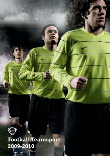 Football Teamsport 2009-2010 - Nike Teamwear