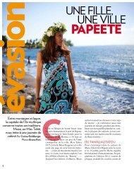 PAPEETE - Tahiti Tourisme