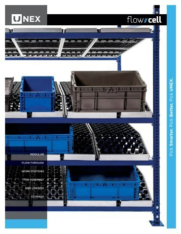 FC-4009 Flow Cell Brochure - Inside B.ai - Unex Manufacturing Inc.