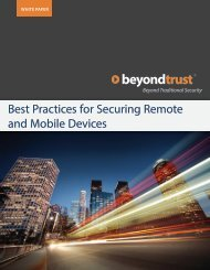 Best Practices for Securing Remote and Mobile Devices