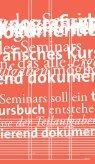 typografisch es Kursbuch - Seite 7