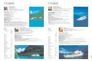 Cruises Cruises - Tahiti Tourisme