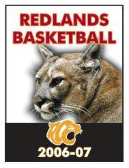 Media Guide 06-07.indd - Redlands Community College