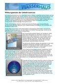 Wasserhaus Umkehrosmoseanlagen mit Anschaffungs - Seite 3