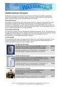 Wasserhaus Umkehrosmoseanlagen mit Anschaffungs - Seite 6