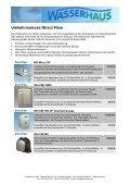 Wasserhaus Umkehrosmoseanlagen mit Anschaffungs - Seite 7