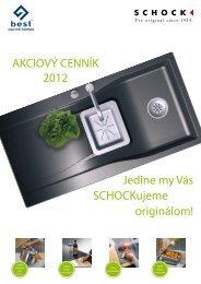 AKCIOVÝ CENNÍK 2012 Jedine my Vás SCHOCKujeme ... - BEST