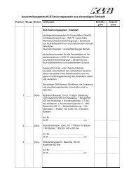 KLB-Sanierungssystem einwandig aus Edelstahl ...