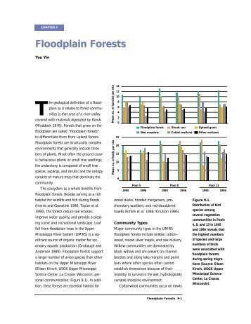 Floodplain Forests - Upper Midwest Environmental Sciences Center