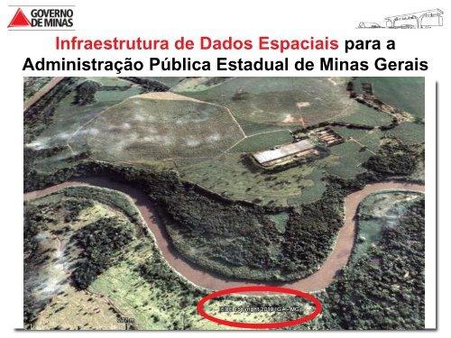 Infraestrutura de Dados Espaciais para a Administração Pública ...