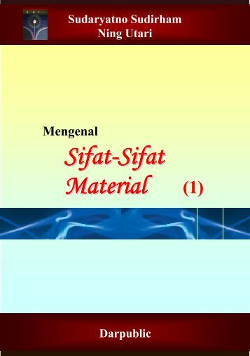 Mengenal Sifat-Sifat Material (1) - Ee-cafe.org