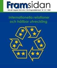 Nr 2-3 Internationella relationer och hållbar utveckling - Framsidan