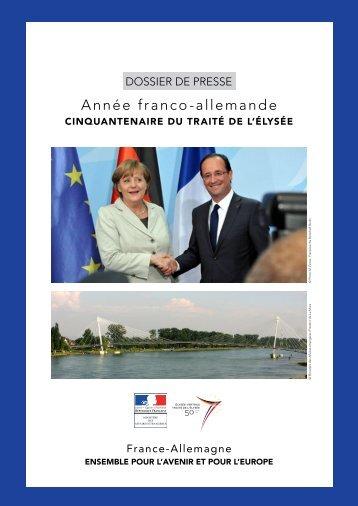 Année franco-allemande - Portail de la coopération franco-allemande
