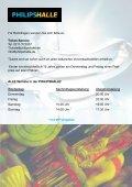 Exklusives VIP-Arrangement - Mitsubishi Electric HALLE - Seite 6