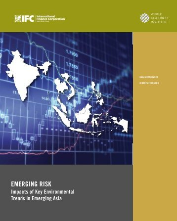 EMERGING RISK - World Resources Institute
