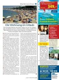 Die Wohnung im Urlaub - Deutscher Mieterbund