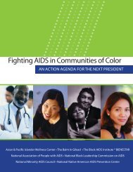 Fighting AIDS in Communities of Color - Asian & Pacific Islander ...